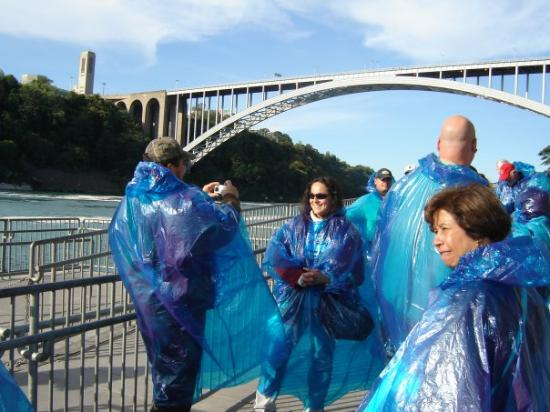 White Water Walk: CATARATAS DEL NIAGARA