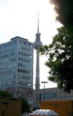 "Restaurant ""Sphere"" Berliner Fernsehturm: TV-Turm Alexanderplatz Gastronomiegesellschaft mbH"