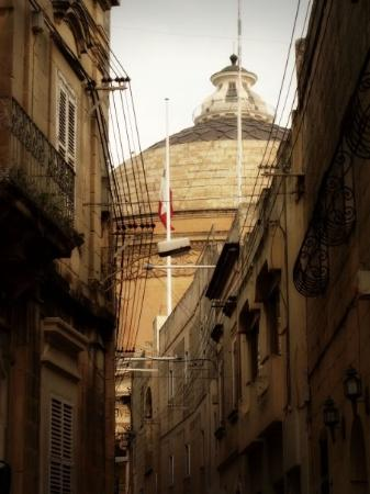 Mosta, มอลตา: Third largest in Europe and ninth in the world