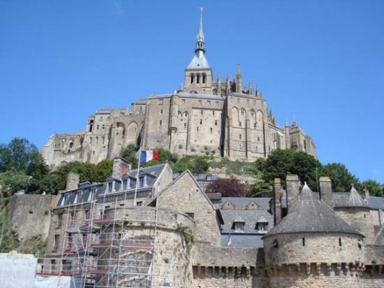 Hotel St Michel Mont Mercure