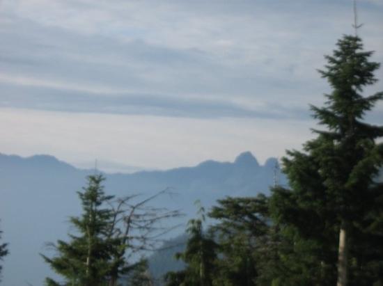 Grouse Mountain ภาพถ่าย