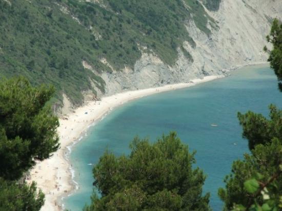 อันโคนา, อิตาลี: riviera del Conero