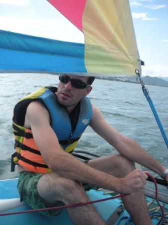 ญาจาง, เวียดนาม: Sailing Na Trang