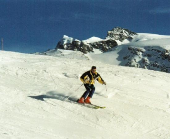 Breuil-Cervinia Ski Area Aufnahme