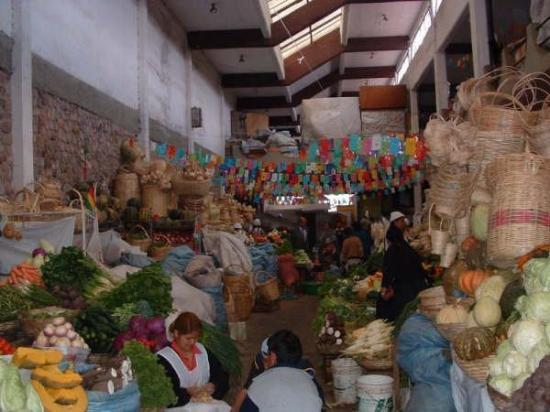 ซูเกร, โบลิเวีย: Mercado de Sucre