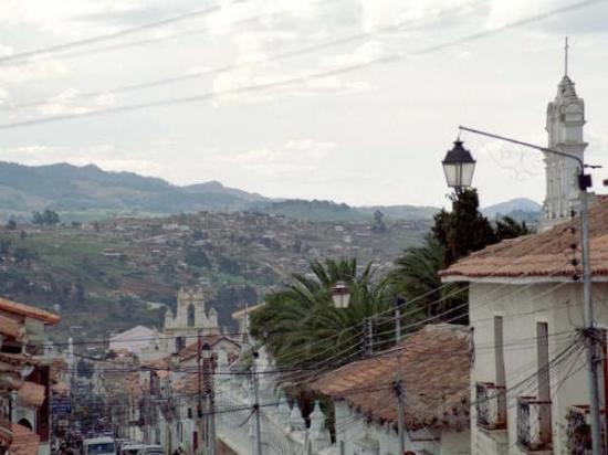 ซูเกร, โบลิเวีย: Vista Sucre