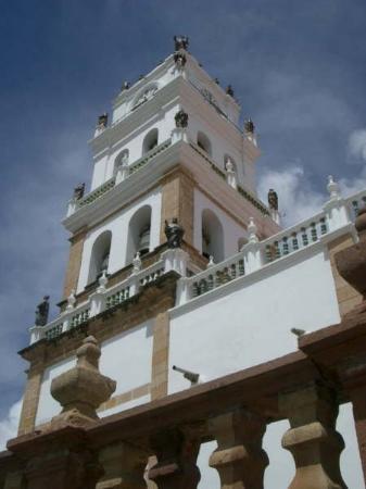 ซูเกร, โบลิเวีย: Campanario Sucre