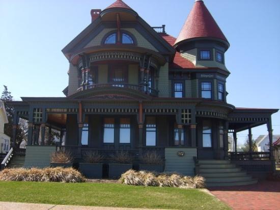 Martha's Vineyard, แมสซาชูเซตส์: Norton house