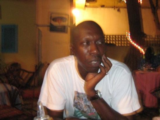 Thies, Senegal: Kader!!!!!!!!