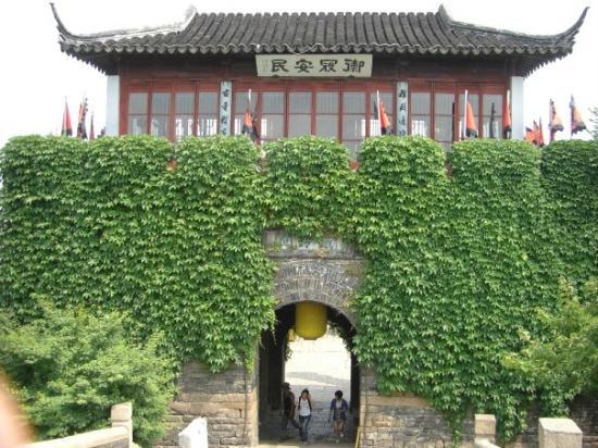 Fengqiao Ancient Town in Suzhou