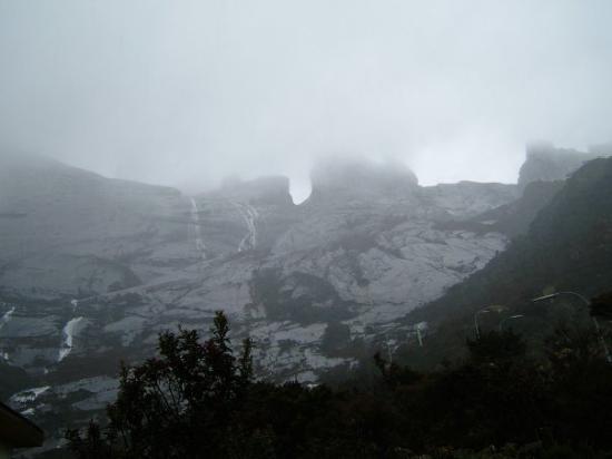 Mount Kinabalu: View from Laban Rata!