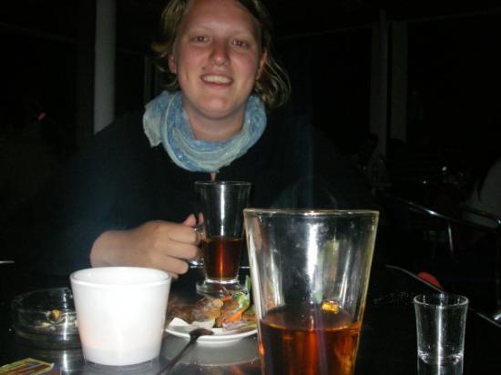 กาส์เซส์, โปรตุเกส: tea time at the evening