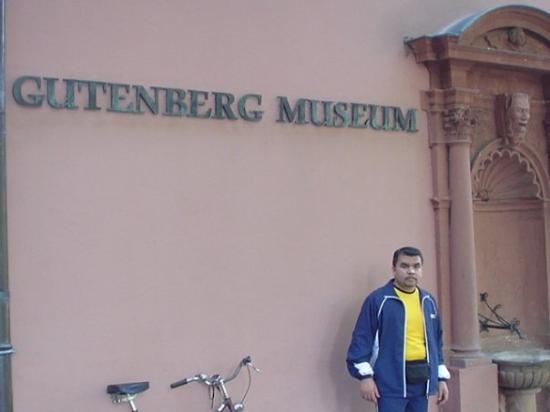 Gutenberg Museum: Museo Gutenberg