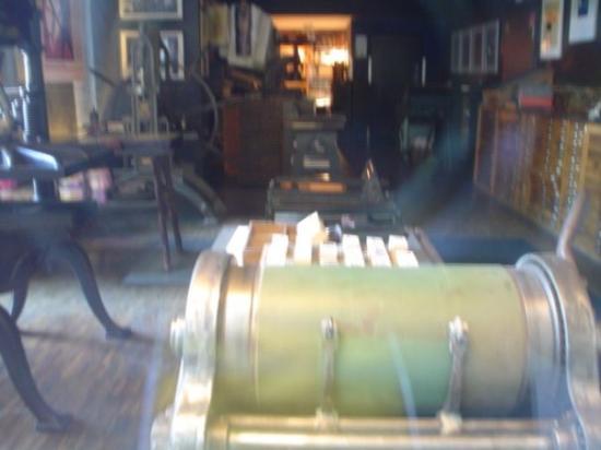 Gutenberg Museum : Museo Gutenberg
