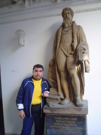 Gutenberg-Museum: Gutenberg