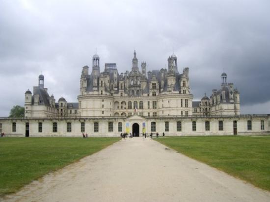 Château de Chambord ภาพถ่าย