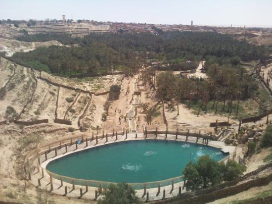Нефта, Тунис: nefta