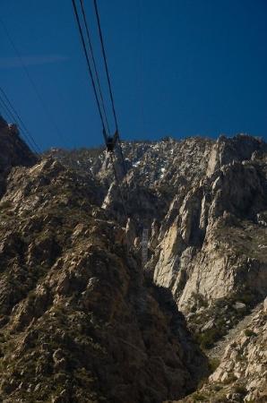Palm Springs Aerial Tramway: Mt. San Jacinto.