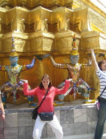 พระบรมมหาราชวัง: Königspalast Bangkok