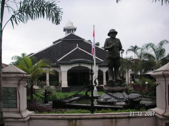 Gambar Pura Mangkunegaran