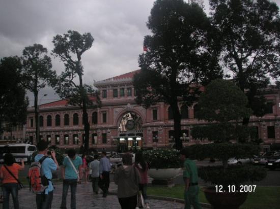 ไปรษณีย์กลาง: The Main Post Office!