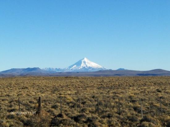 Junin de los Andes, Argentina: 11 de Junio 2009 - Neuquen En viaje hacia San Ignacio y Comunidad Mapuche de los Namuncurá. Vis