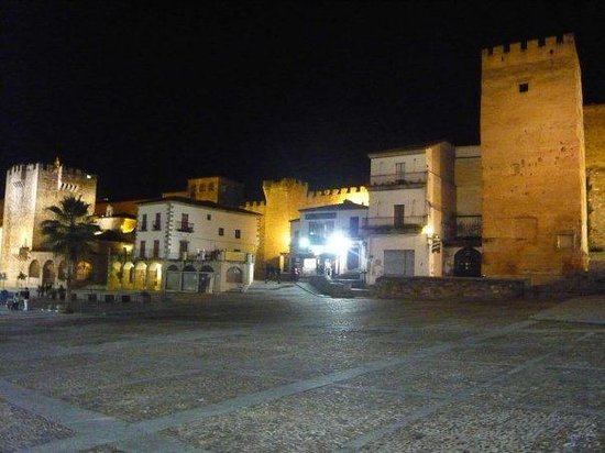 Old Town of Cáceres: Plaza Mayor de Cáceres
