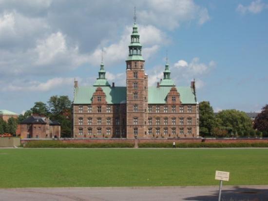 ปราสาทโรเซนเบิร์ก: Rosenborg Slot