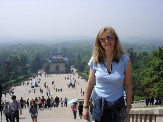 หนางฉาง, จีน: nanchino, il mausoleo del presidente Sun Yatsen