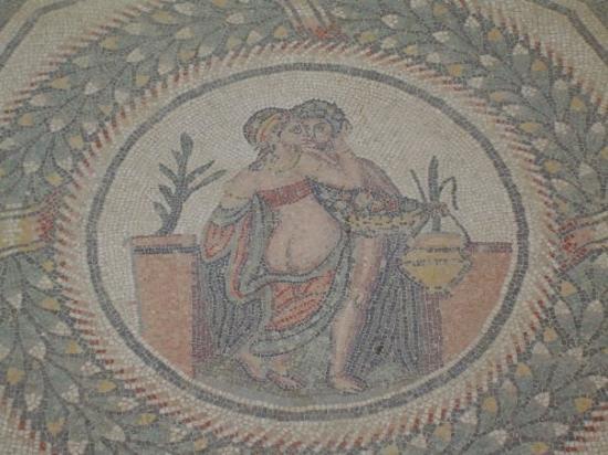 ปีแอซซาอาร์เมรินา, อิตาลี: Piazza Armerina - Villa del Casale