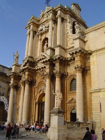 Syracuse, อิตาลี: Siracusa - Duomo