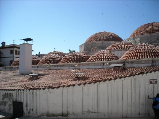 ซาฟรานโบลู, ตุรกี: Safronbolu. Another picture of the hamam, the Turkish bath. My very first time at one, I felt c