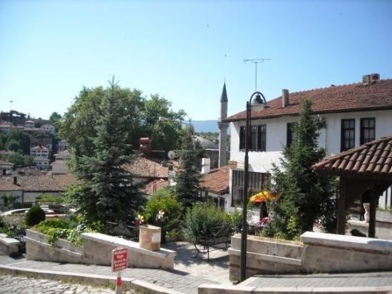 ซาฟรานโบลู, ตุรกี: Safronbolu. Just down the street from our hotel.