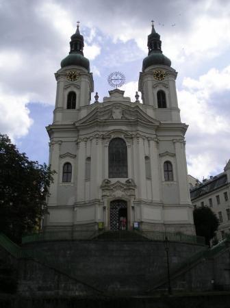 Church of St. Mary Magdalene : Kostel sv. Máří Magdalény