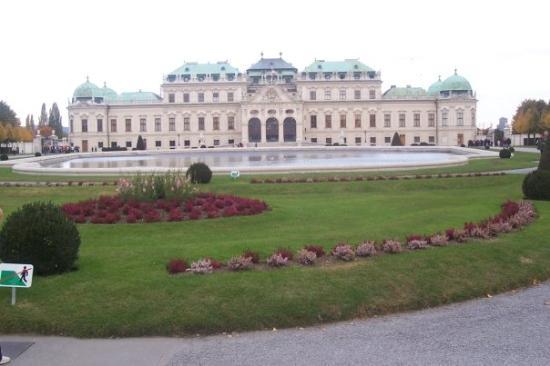 Belvedere Museum: Belvedere (Wien)