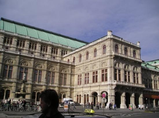 State Opera House: Wiener Oper