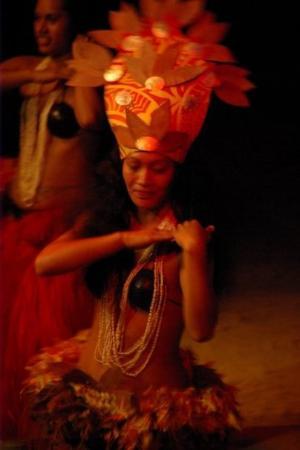 Tiki Village Cultural Centre : Moorea - Tiki Village