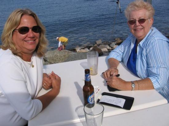 Perkins Cove: Lunch there