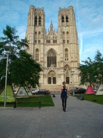 มหาวิหารเซนต์มิคาเอลและเซนต์กูดูลา: Cathedral Saint-Michael