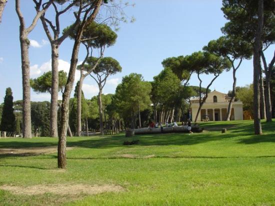 วิลลาบอร์กีส: Villa Borghese...