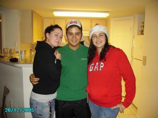 โบกาเรตัน, ฟลอริด้า: Kat, Me & Jacky
