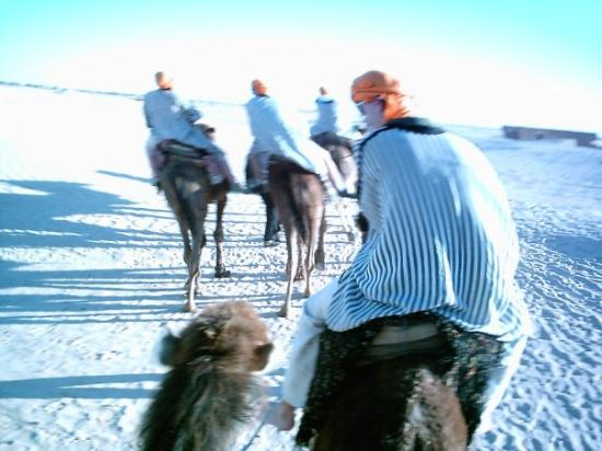 Metlaoui, Tunisie : Sahara