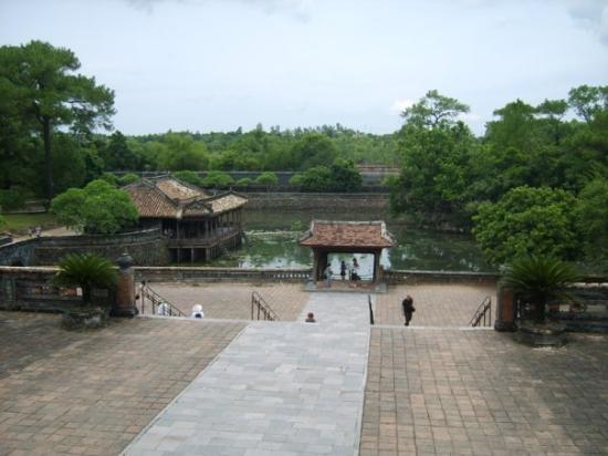 เว้, เวียดนาม: Tombeau de Tu Duc