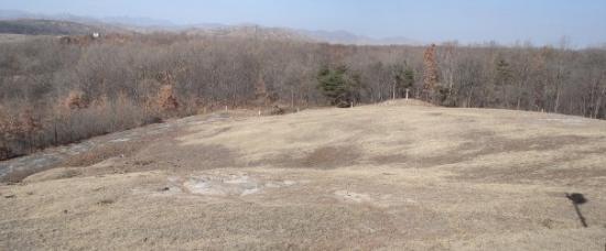 พาจู , เกาหลีใต้: DMZ between North and South Korea.