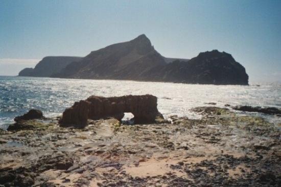 Porto Santo Island ภาพถ่าย