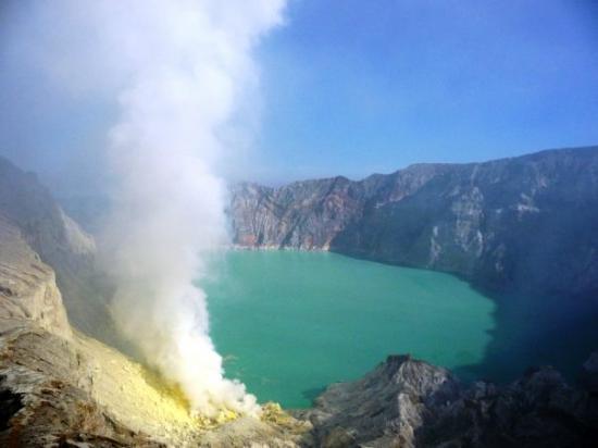 สุราบายา, อินโดนีเซีย: Kawah Ijen