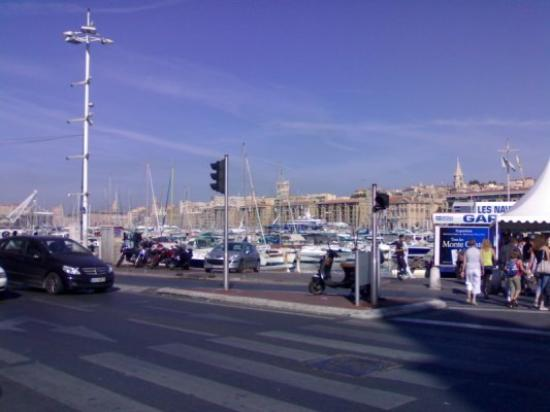 Old Port ภาพถ่าย