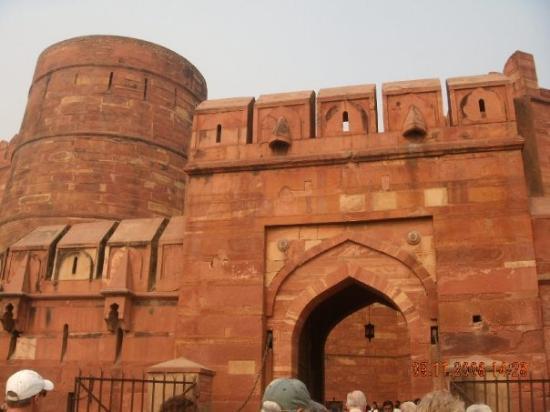 ป้อมอัครา: The Agra Fort