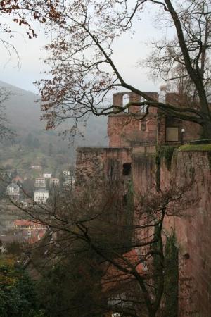ปราสาทไฮเดลเบิร์ก: Heidelberg Germany