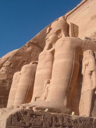 อาบูซิมเบล: Abu Simbel ja Ramses II